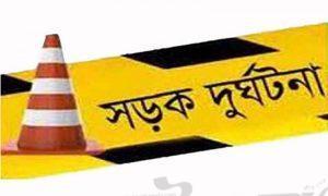 সিরাজগঞ্জে মোটরসাইকেল দুর্ঘটনায় পুলিশ সদস্য নিহত